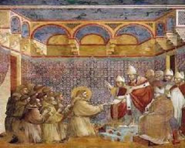 San Francesco e gli Ordini Mendicanti