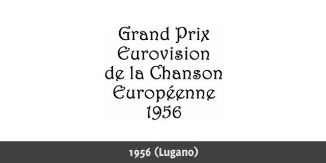 Cultural: Nace el Festival de la Canción de Eurovisión creado a imagen y semejanza del Festival de Sanremo.