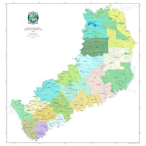 POL. Misiones se convierte en provincia