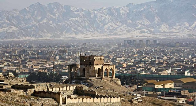 U.S. drives the Taliban out of major Afghany cities