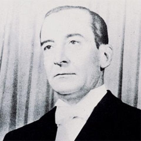POL. Asume el gobierno el general Pedro E. Aramburu