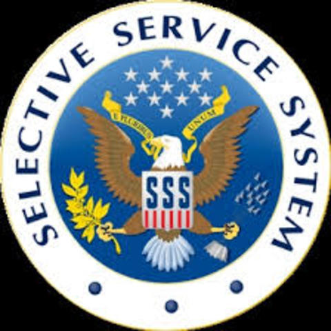 Selective Serivce Act
