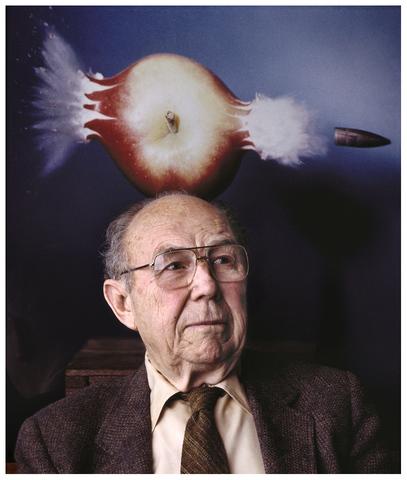 Harold Edgerton- Xenon Flash Lamp