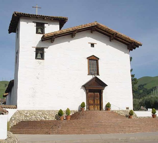 Mission San José is completed