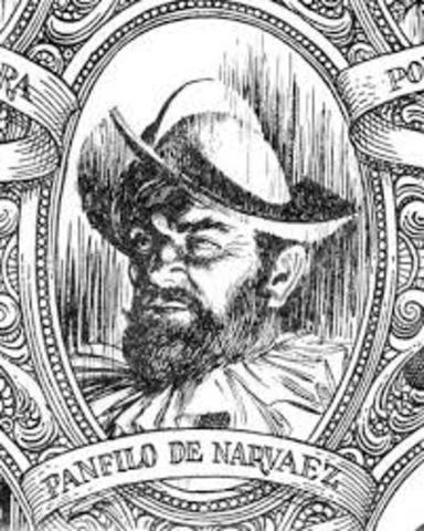 Pánifilo de Narváez