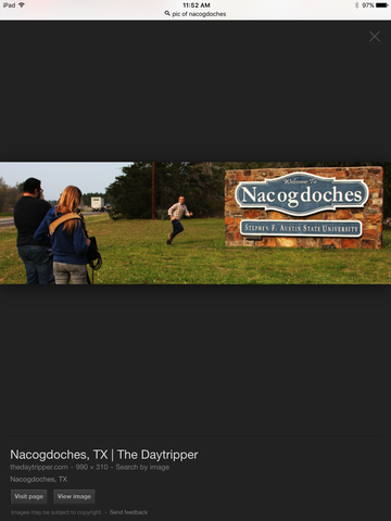 Nacogdoches is founded
