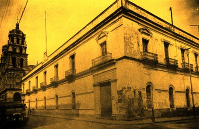Real Colegio del Espíritu Santo (1820-1821)