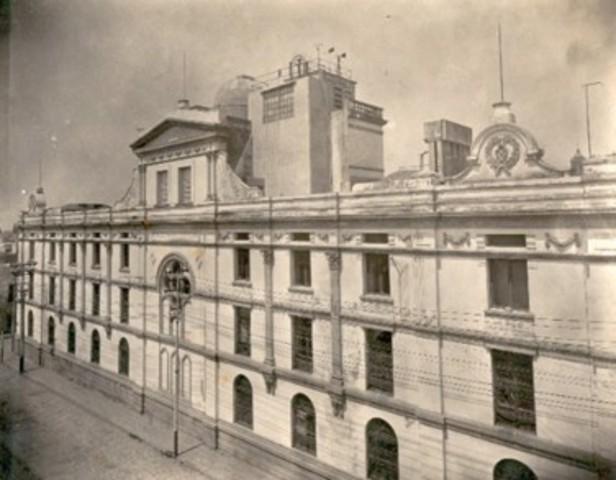 Imperial Colegio (1821-1825)