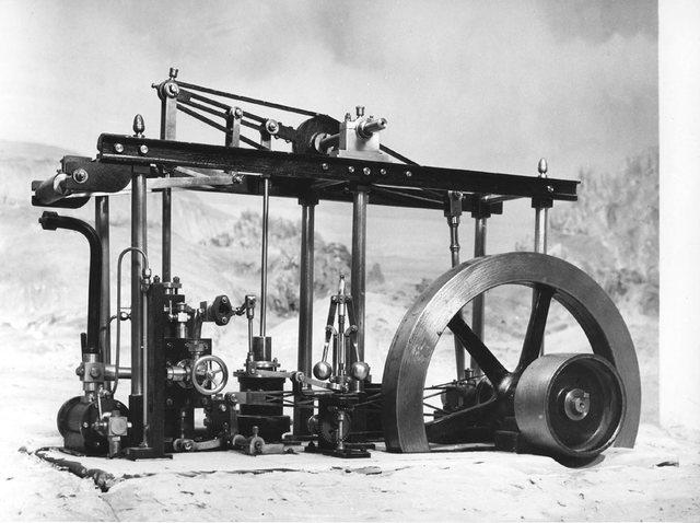 Era macchine a vapore