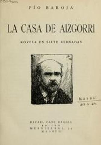 Nacimiento de Pio Baroja