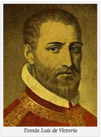 Tomas Luis de Victoria