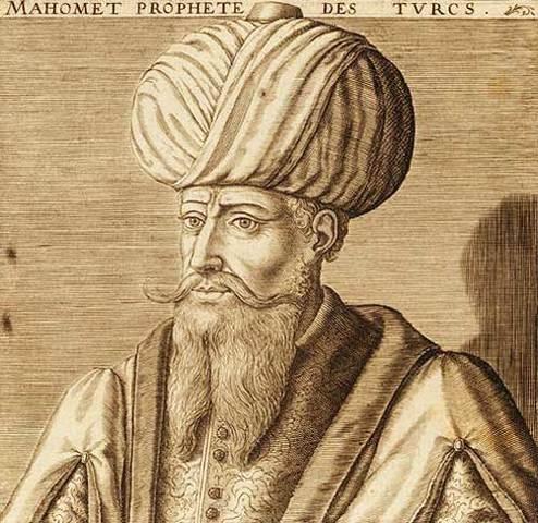 Mahoma d.C