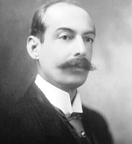7 - Ramón Maximiliano Valdés Arce (1 de octubre de 1916 – 3 de junio de 1918)