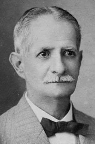 9 - Pedro Antonio Díaz de Obaldía (1 de octubre de 1918 - 12 de octubre de 1918)