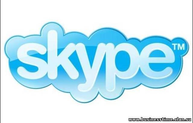 """Программа """"Скайп"""""""
