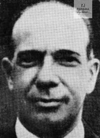 22 - Ernesto Jaén Guardia (9 de octubre de 1941 - 9 de octubre de 1941)
