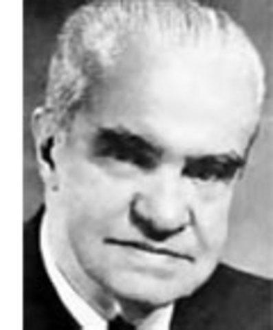 25 - Enrique Adolfo Jiménez Brin (15 de junio de 1945 - 11 de julio de 1948)