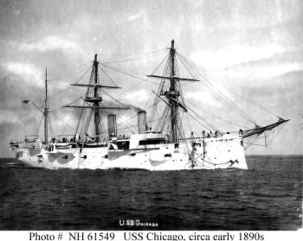 Steam-Powered and Steel Navy