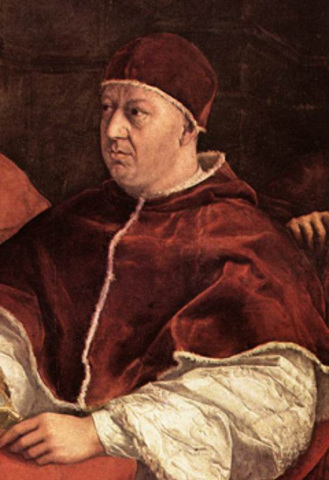 Pope Leo X Takes Control After Julius II