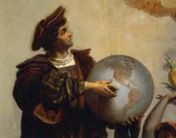 Columbus's importance