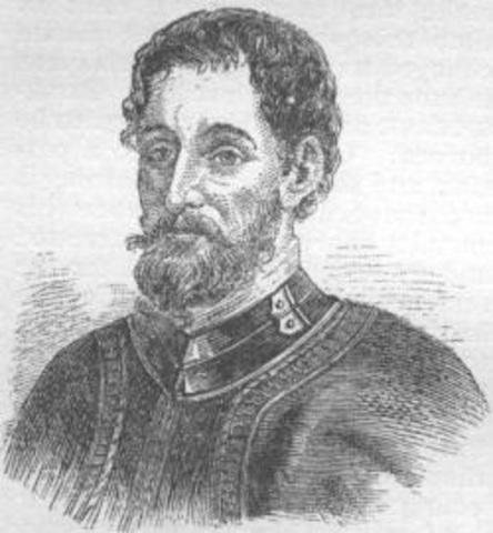 Moscoso's oOriginal Leader