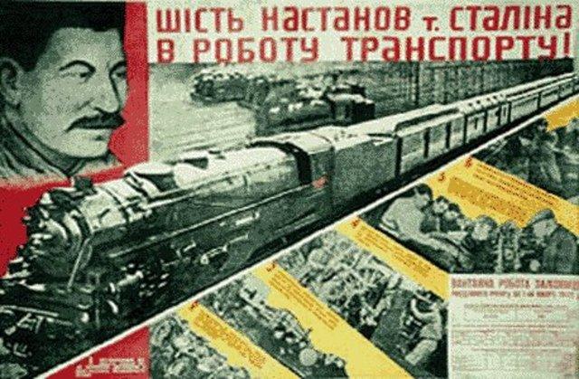 Comienza la aplicación del Primer Plan Quinquenal en Rusia.