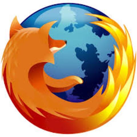 Surge Firefox Mozilla