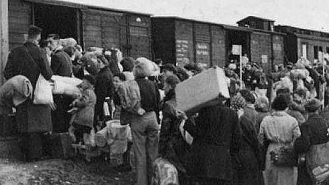 Deportaciones de judíos