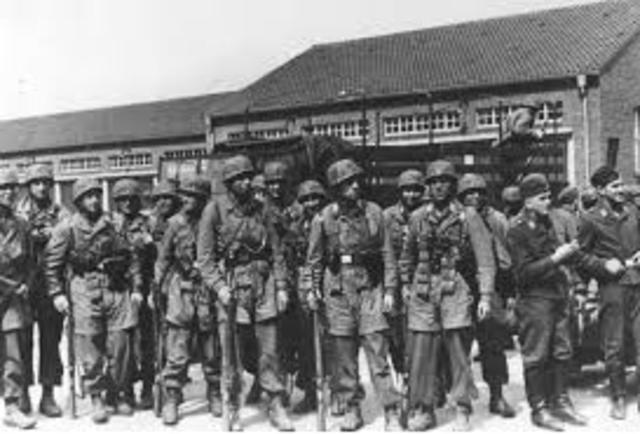 Invasión alemana