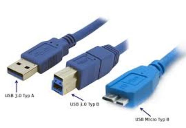 Se lanza la USB 3.0