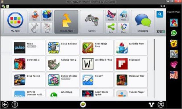 ADM lanza Emulador para Android