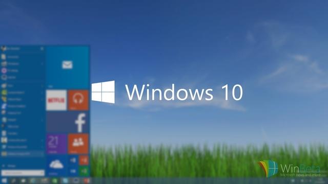 Nueva Actualizacion Windows 10