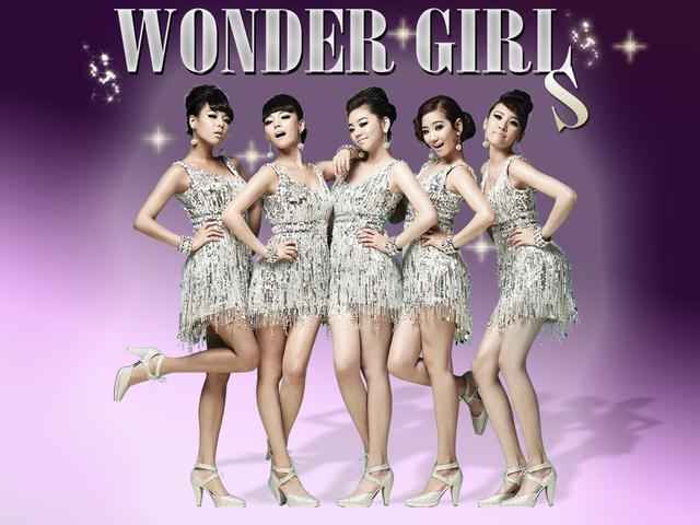 Wonder Girls hit the US