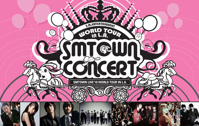 Smtown goes global