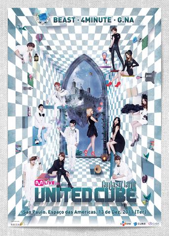 Youtube & K-pop / K-pop hits South America