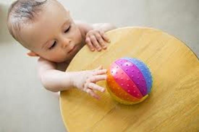 Infancy- Goal-directed Behavior (Cognitive)