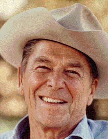 The Era of Reagan Begins