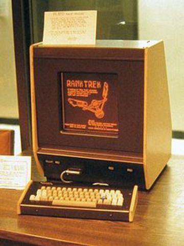 Первая автоматизированная система обучения. (США)