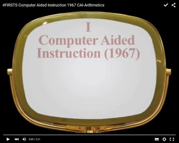 Компьютер помогает считать (США)