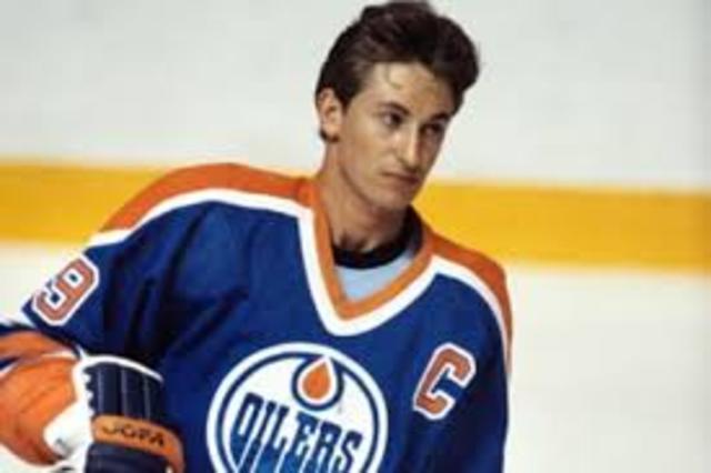 Oilers Get Superstar