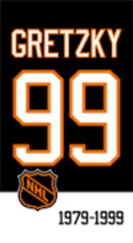 #99 Retired in the NHL