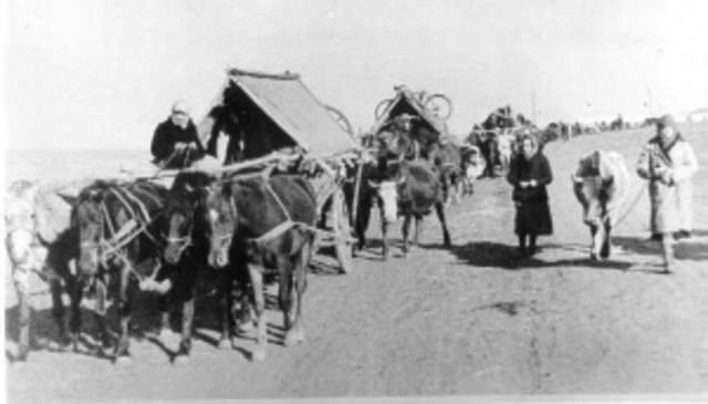 Boers Inhabit South Africa