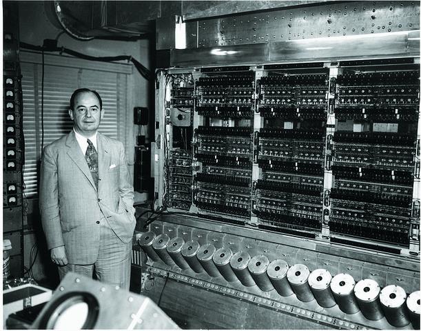 Máquina ISA-Máquina de Von Neumann