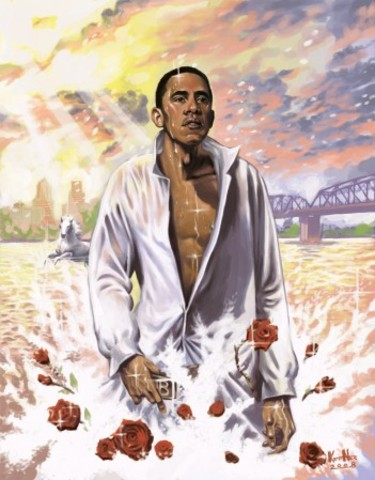 Obama's Inaugaration