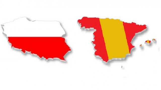 nauczyciele z Polski i Hiszpani spotkanie
