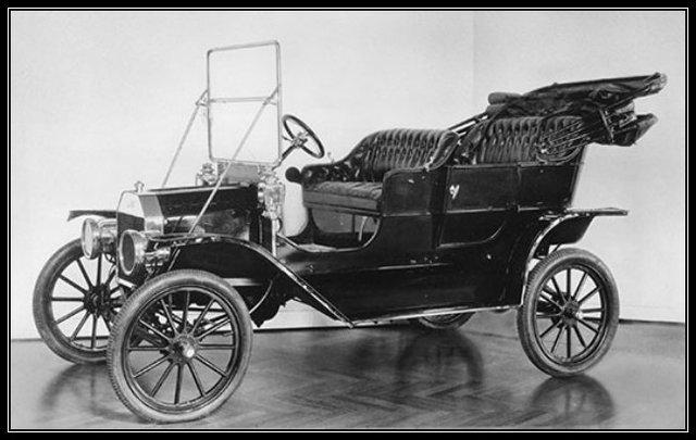 Naixement d'automòvil i autocar