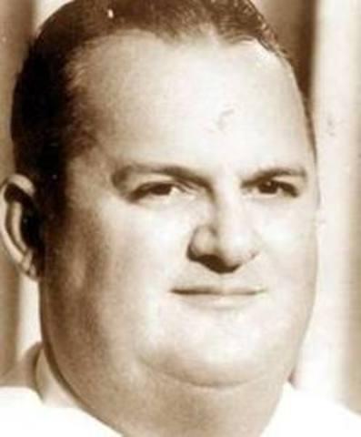 33 - José Antonio Remón Cantera (1 de octubre de 1952 - 2 de enero de 1955)