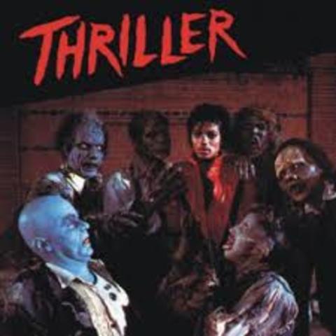 """Thriller"" de Michael Jackson"