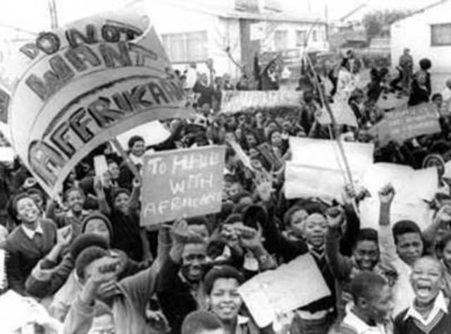 Soweto Uprsising