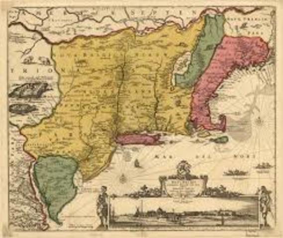 New settlement (New Netherland)